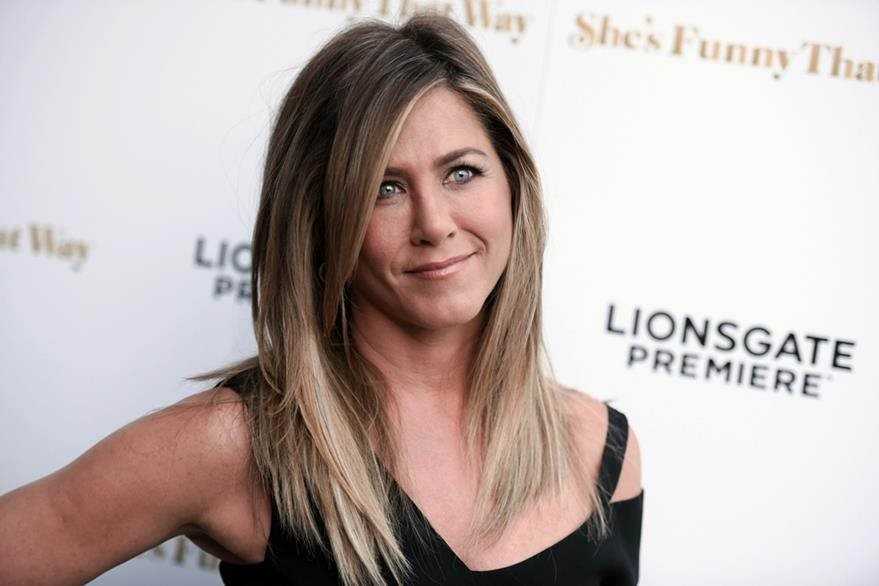 Jennifer Aniston ha rentabilizado US$16.5 millones en los últimos meses. (Foto Prensa Libre: AP)