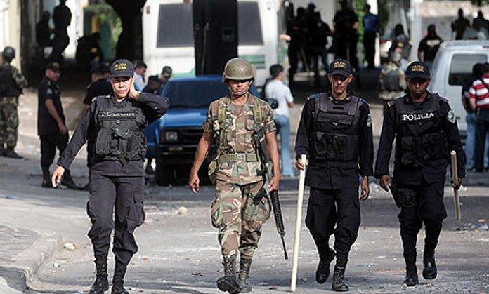 La Policía brasileña refuerza seguridad, por violencia. (Foto referencial, del sitio elimpulso.com)