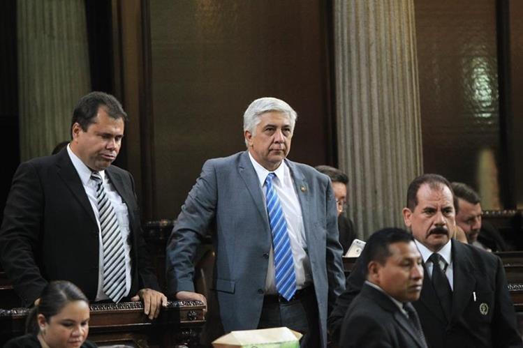 Armando Melgar Padilla -c- alega que hay una persecución del MP y Cicig en su contra.
