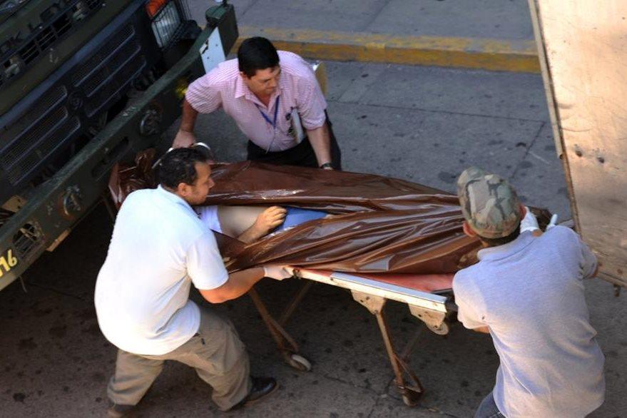 Honduras es una de las naciones del mundo con mayores índices de impunidad y violencia. (Foto Prensa Libre: AFP).
