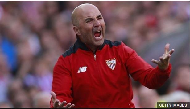 Sampaoli vive el fútbol con una intensidad parecida a la de Bielsa.