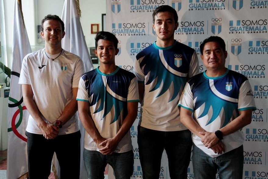 Los atletas están preparados para representar a Guatemala en Brasil.  (Foto Prensa Libre: Cortesía COG)