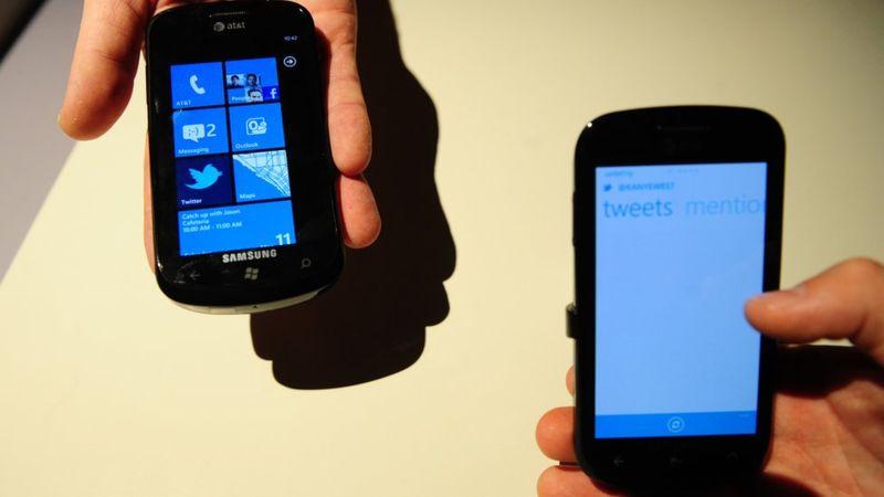 Algunas populares apps no están disponibles en el catálogo de Windows Mobile, o cuentan con versiones más básicas que las de sus competidores. (Getty Images).