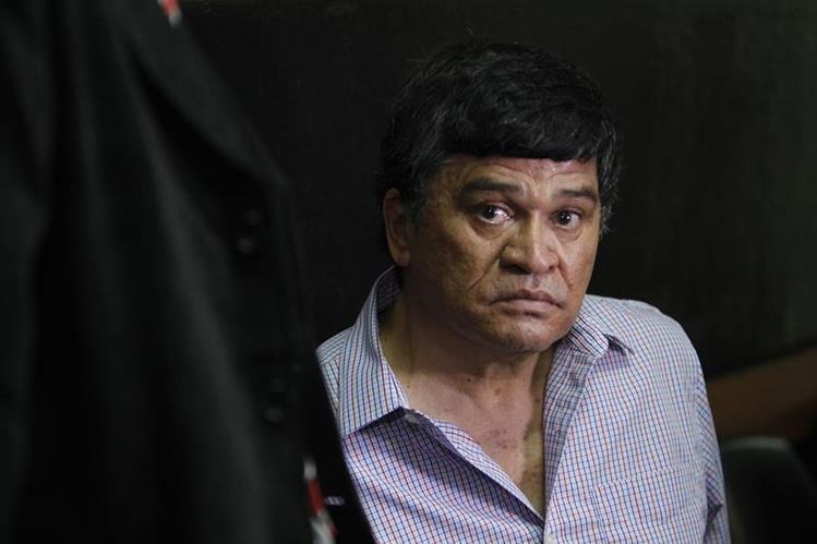 Arnoldo Medrano, expresidente del Plan de Prestaciones del Empleado Municipal y exalcalde de Chinautla. (Foto Prensa Libre: Hemeroteca PL)