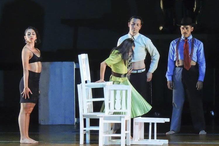 Diversas actividades artísticas se desarrollan para conmemorar la inauguración del recinto cultural. (Foto Prensa Libre: Cortesía Ballet moderno y Folklórico)