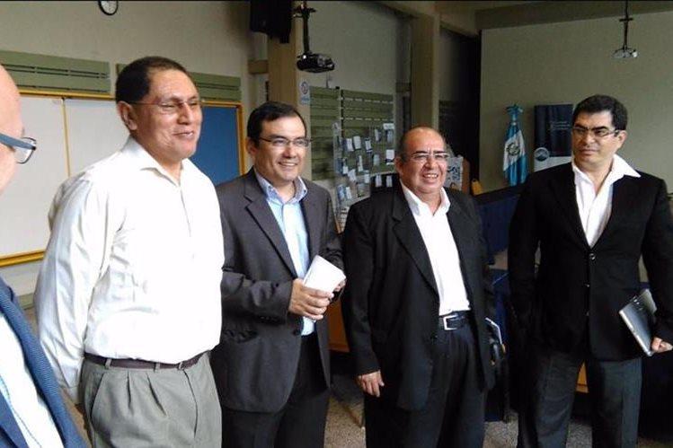 Integrantes del G40 calificaron la medida de positiva, pero afirmaron que tendrá un costo. (Foto Prensa Libre: Urias Gamarro)