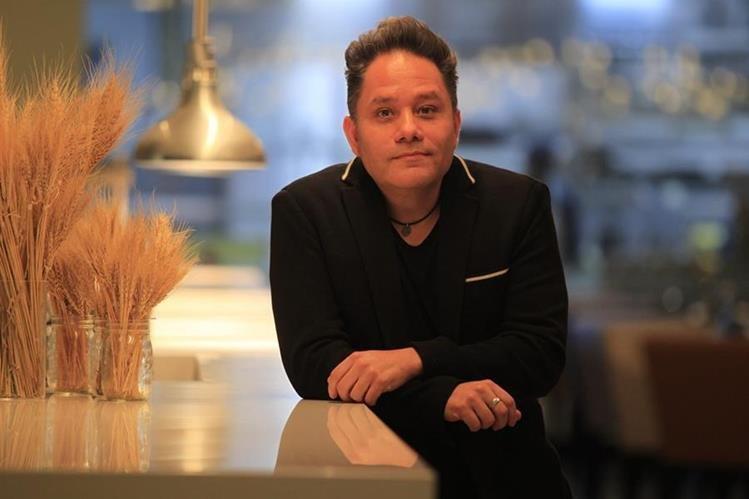 Pablo Castañeda, exportador de café guatemalteco y filántropo. Foto Prensa Libre: Carlos Hernández Ovalle.