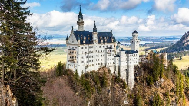 Las técnicas de memorización incluyen que te imaginas que caminas por un palacio. (Foto, Getty Images)