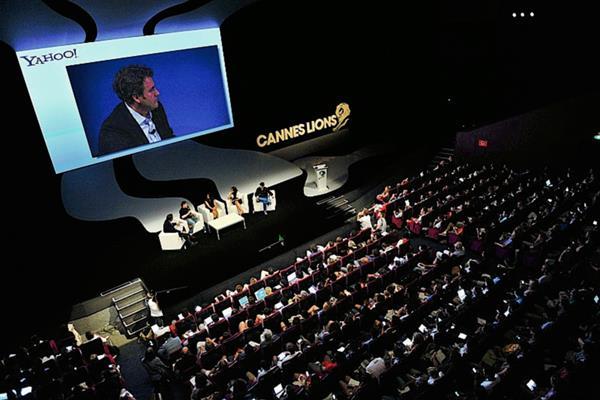 Panorámica del escenario en el Festival Internacional Cannes 2015. (Foto Prensa Libre: Internnet)