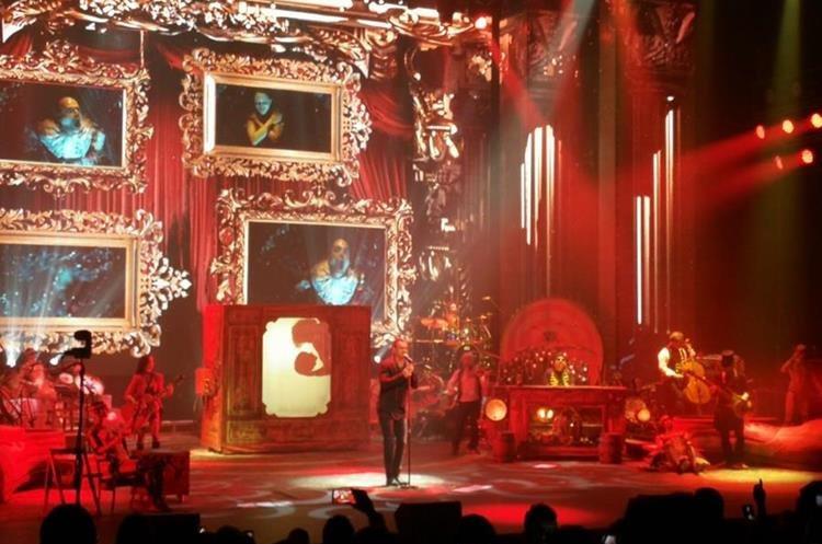 El artista nacional Ricardo Arjona se presentará en Guatemala el próximo 9 y 10 de diciembre. (Foto Prensa Libre: Keneth Cruz)