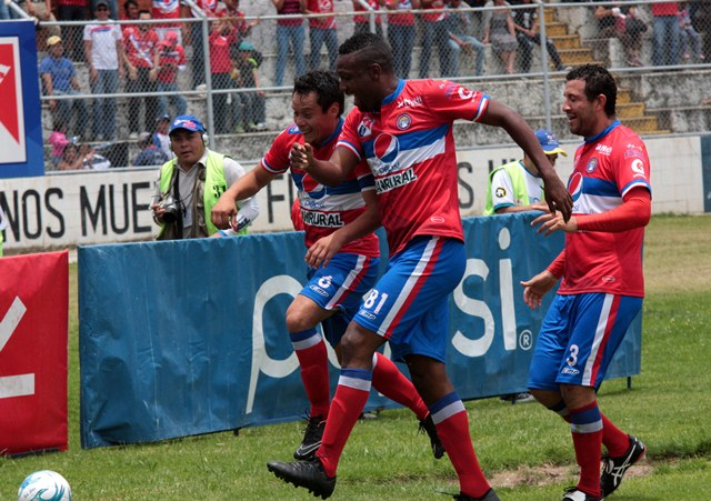 Xelajú intentará hoy sumar un triunfo más a su cuenta. (Foto Prensa Libre: Hemeroteca PL)
