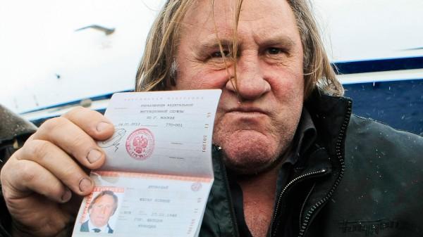 Gerard Depardieu guarda un especial aprecio hacia Rusia. (Foto Prensa Libre: Hemeroteca PL)