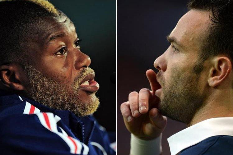 Djibril Cissé quería extorsionar a su ex compañero Mathieu Valbuena. (Foto Prensa Libre: AFP)