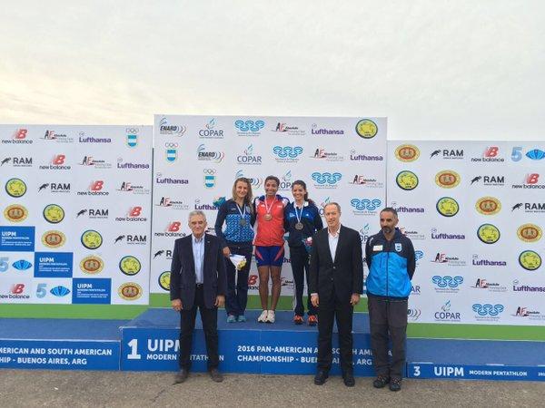 La representante nacional ocupó el tercer lugar. (Foto Prensa Libre: Cortesía Jorge Imeri)