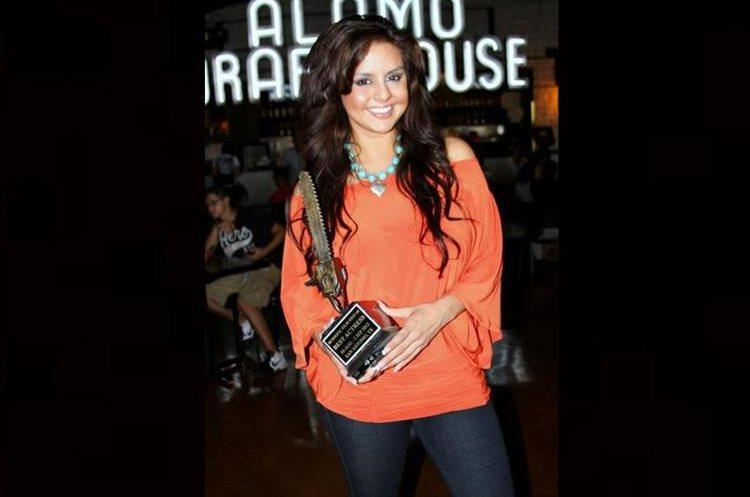 Margaret en un festival en San Antonio, Texas, en 2012. Foto Prensa Libre: Idol Features.