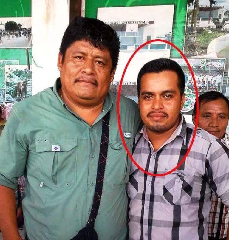 En Sayaxché, Petén, desconocidos ultimaron al líder comunitario Rigoberto Lima Choc. (Foto: Cortesía Prensa de Petén)