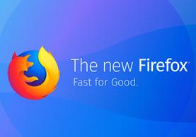 """Firefox Quantum asegura ser """"más rápido"""" y con """"mejor rendimiento"""" que Google Chrome (Foto Prensa Libre: Mozilla)."""