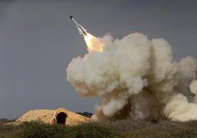 La tensión se eleva por pruebas nucleares de Irán. (Foto Prensa Libre: AP)