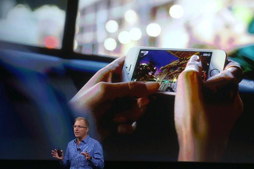 El iPhone SE tiene el mismo procesador que el iPhone 6S. (Foto Prensa Libre: AFP).