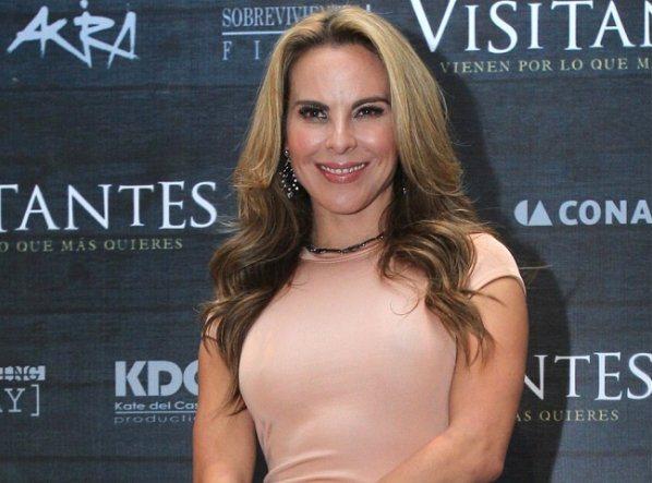 Kate del Castillo asegura que no le gusta la política. (Foto Prensa Libre: EFE)