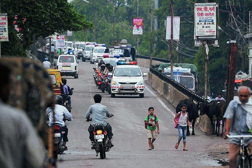 En India suben los casos de violaciones y asesinato de menores.