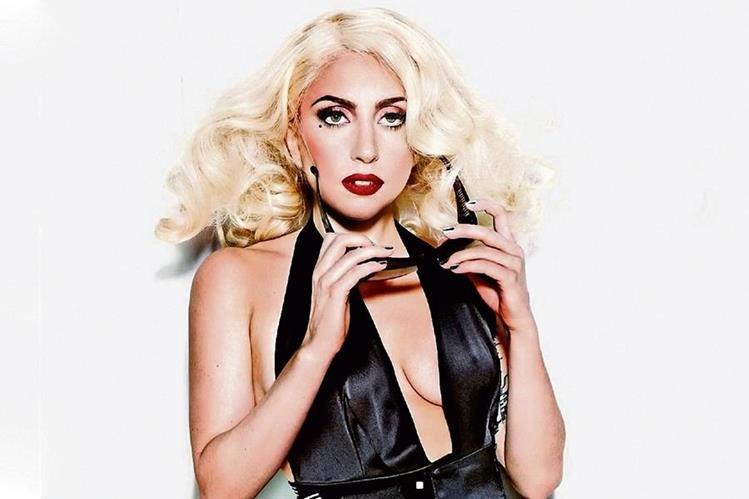 Lady Gaga comenzará a grabar este lunes. (Foto Prensa Libre: Hemeroteca PL)