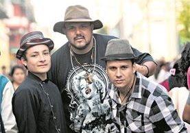 Los Joyas de Occidente incursionan con ingenio, talento y nuevos ritmos. (Foto Prensa Libre: Keneth Cruz)