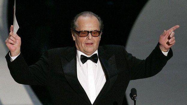 Nicholson se ha llevado el Oscar en 3 ocasiones. (GETTY IMAGES)