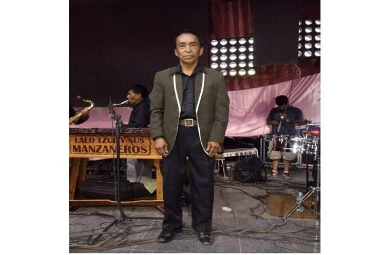 Jorge Gregorio Ávila Patzán, en vida, en un evento musical. (Foto Prensa Libre: cortesía)