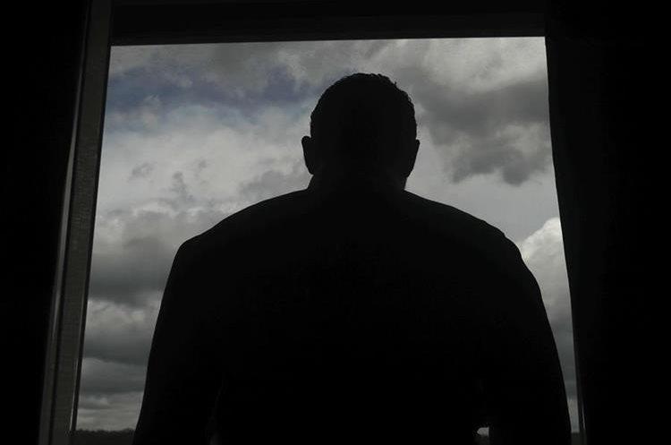 """""""Septiembre"""", pseudónimo de uno de los integrantes del un grupo humanitario que ayuda a salir del país """"de forma clandestina"""" a los jóvenes perseguidos por el Gobierno de Ortega. (EFE)"""