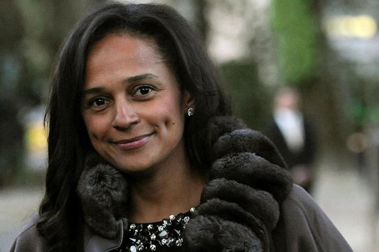 En Angola le llaman la princesa. (Foto Prensa Libre: AFP)
