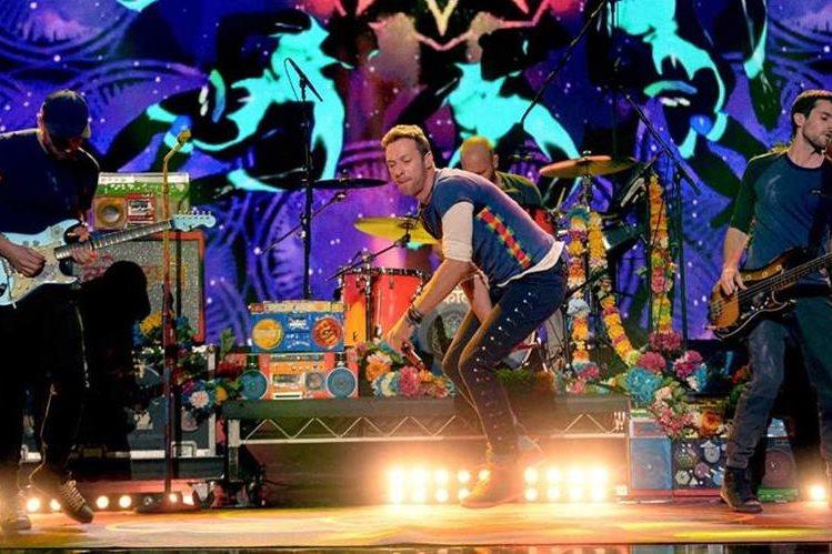 Coldplay realizó este año su gira A Head Full of Dreams. (Foto Prensa Libre: revistaplaylist.com)