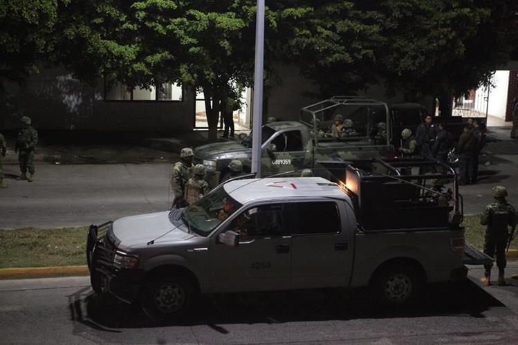 Autoridades mexicanas asestan duro golpe al cartel de Sinaola. (Foto Prensa Libre: AFP)