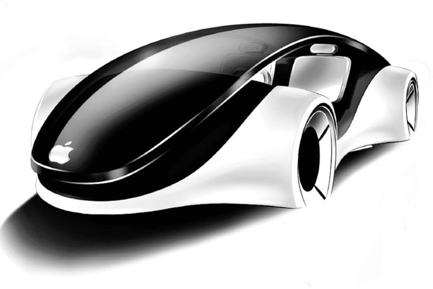 De acuerdo con The Guardian, el director ejecutivo de Apple, Tim Cook, autorizó que se comiencen a realizar las primeras pruebas de Titan, el automóvil eléctrico e inteligente de la compañía, el cual podría llegar al mercado mundial en el 2020. (Foto Prensa Libre: Hemeroteca PL).