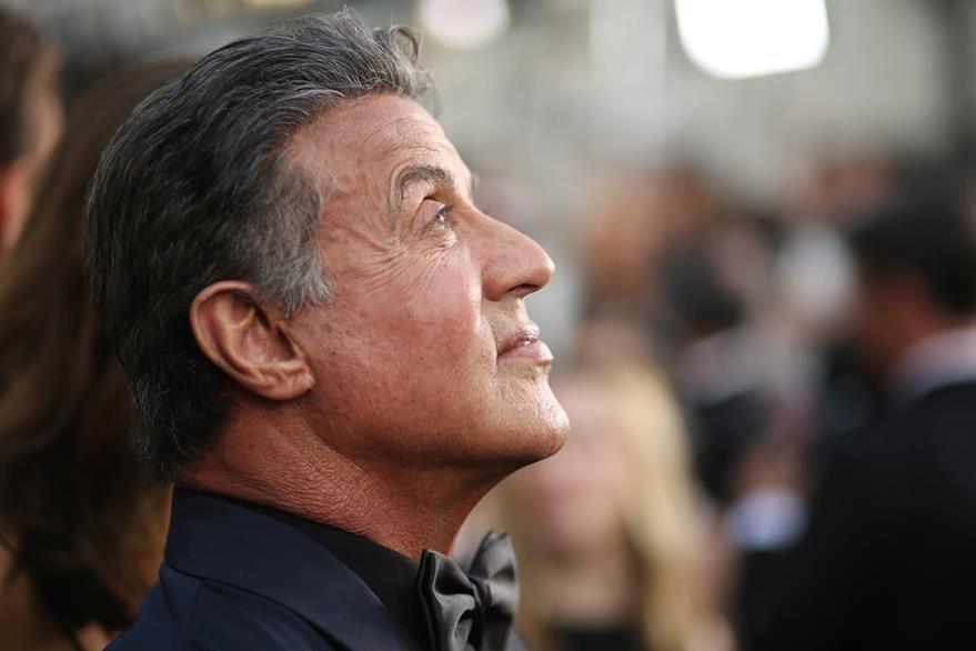 Sylvester Stallone estaba nominado como mejor actor de reparto por Creed. (Foto Prensa Libre: AP)