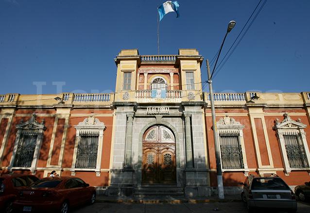 Fachada de la sede del Tribunal Supremo Electoral (TSE). (Foto: Hemeroteca PL)