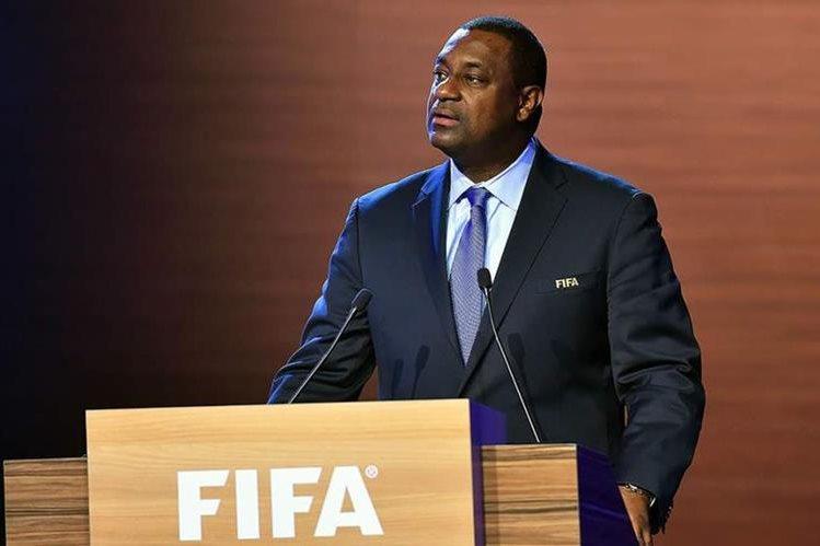 La Fifa solicitó una suspensión de por vida al expresidente de la FIFA, Jefrey Webb por actos de corrupción. (Foto Prensa Libre: Hemeroteca)