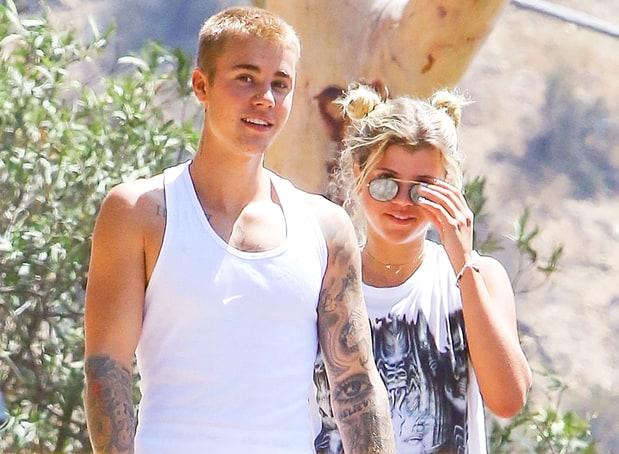 El romance entre Justin Bieber y Sofia Richie parece que va viento en popa. (Foto Prensa Libre: Hemeroteca PL)