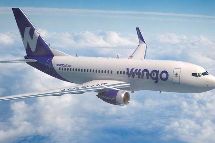 Copa Holdings lanzó en Bogotá la aerolínea de bajo costo Wingo. (Foto Prensa Libre: EFE)