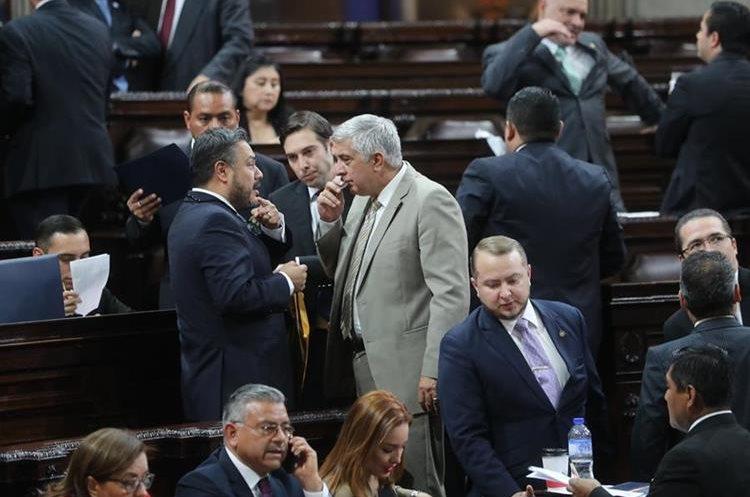 El gasto asciende a Q87 mil 715 millones para el 2019, año electoral. (Foto Prensa Libre: Érick Ávila)