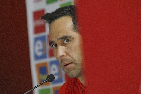 Claudia Bravo piensa dejar la Roja después del Mundial de Rusia 2018. (Foto Prensa Libre: EFE).