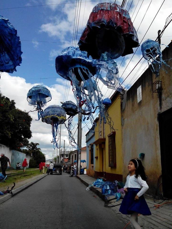 Actividades lúdicas se presentarán en el Festival. (Foto Prensa Libre: FB: Estado de Emergencia)