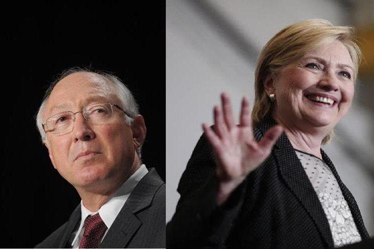 Ken Salazar liderará el equipo de transición de Hillary Clinton, si la demócrata gana en noviembre.