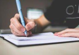 ¿Está seguro que la palabra esté bien escrita? (Foto Prensa Libre: servicios).