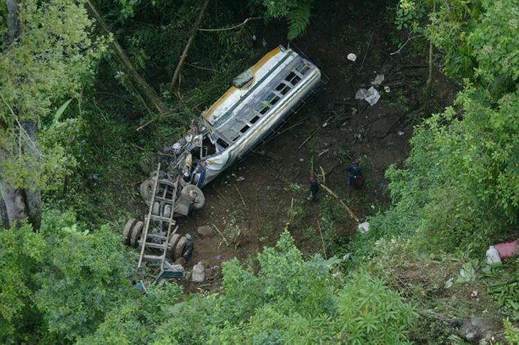 Mueren ocho en accidente en San Marcos