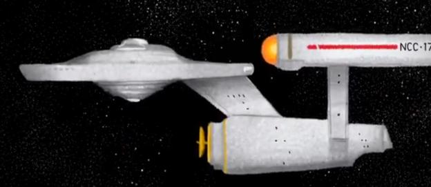 No se trata del tipo de nave que usaremos