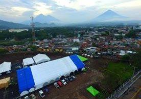 Familias afectadas por erupción del Volclán de Fuego serán trasladadas
