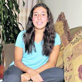 Gabriela Santis tendrá participación en la modalidad de estilos. (Foto Hemeroteca PL).
