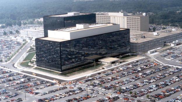 El cuartel general de la NSA en Fort Meade, Maryland.  REUTERS