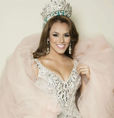 Virginia Argueta representará a Guatemala en Miss Universo, en Filipinas. (Foto Prensa Libre: Instagram)